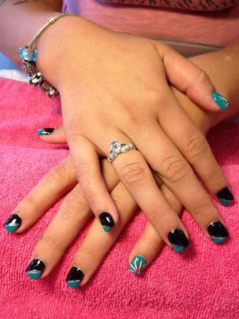 Nails by yvonne