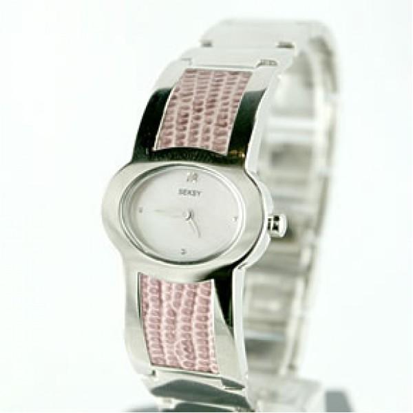 Seksy pink watch