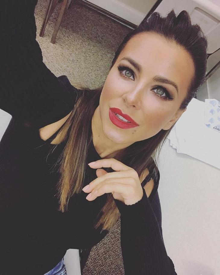 Ани Лорак пластика лицо
