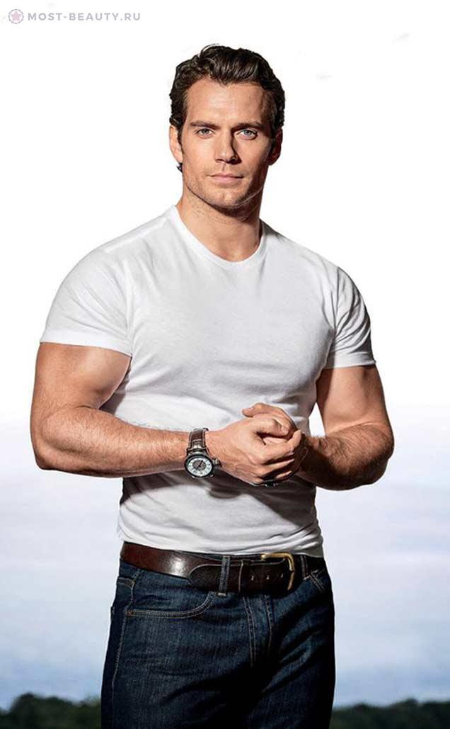 Красивые актеры америки мужчины