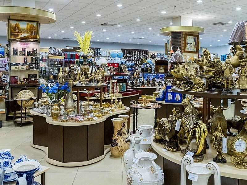 Бизнес план сувенирной продукции