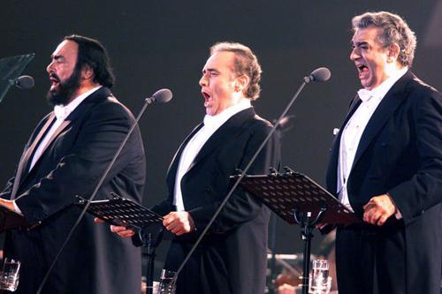 известные оперные певцы и певицы