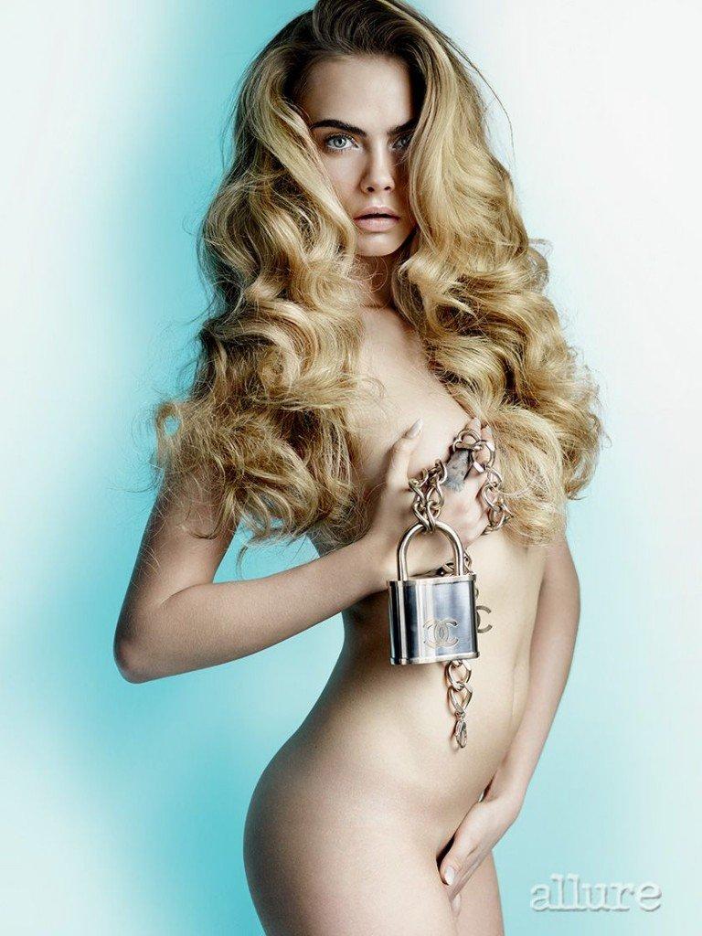 Cara Delevingne Nude 5