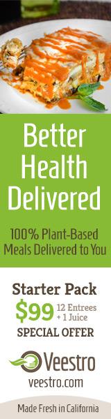 Vegan Meal Prep Service