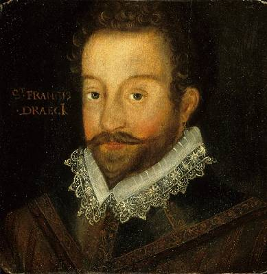 What did sir francis drake