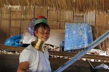 племя каренов, Чианг-май