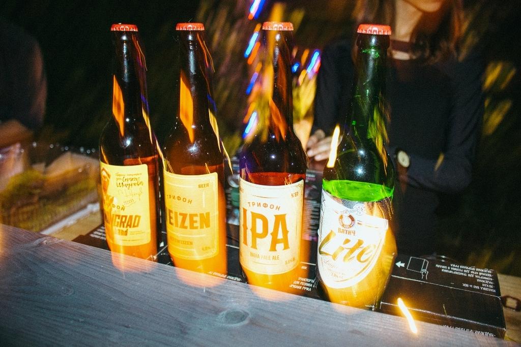 Пивоварни в россии