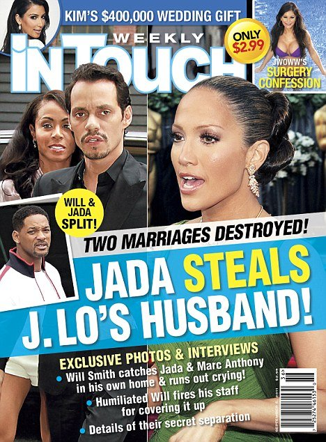 Have will and jada smith separated