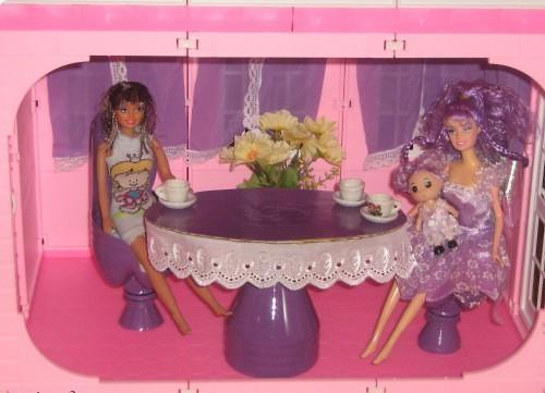 Мебель для кукол своими руками., фото № 16