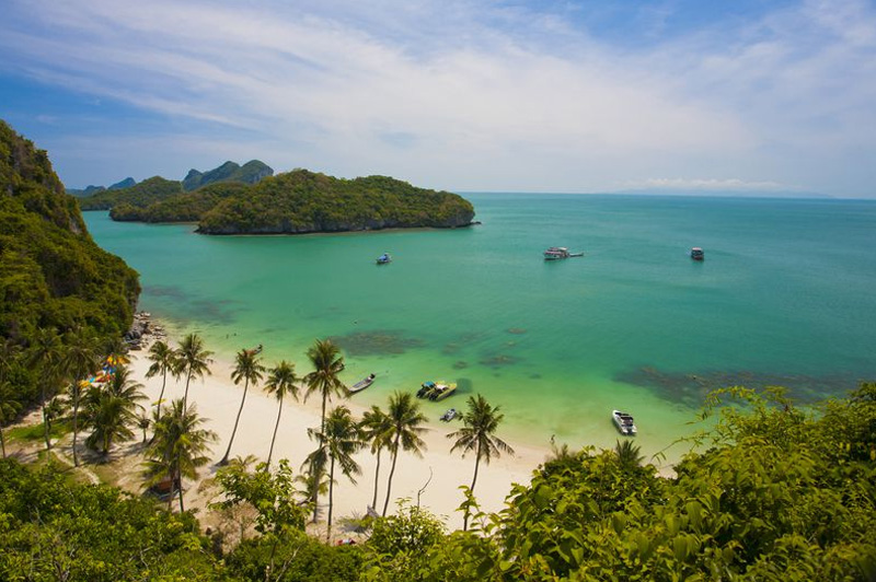 Таиланд море