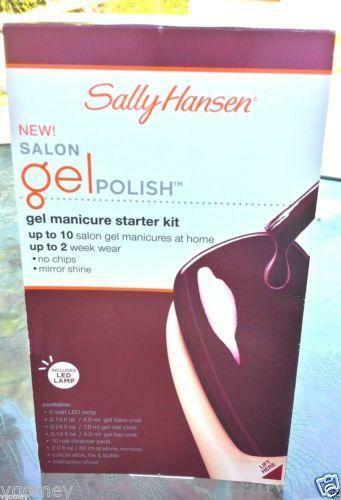 Best starter kit for gel nails