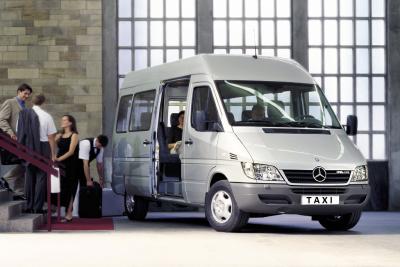 Бизнес на микроавтобусе