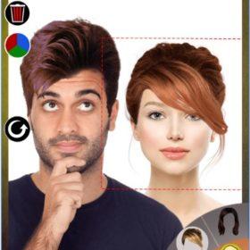 Hair Style Changer app2
