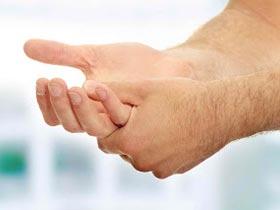 Poor circulation fingernails