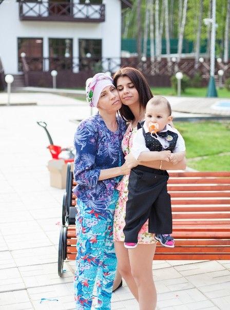 Алиана поддерживала маму вовремя болезни ?Фото: «Инстаграм»