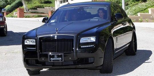 Kim kardashians cars