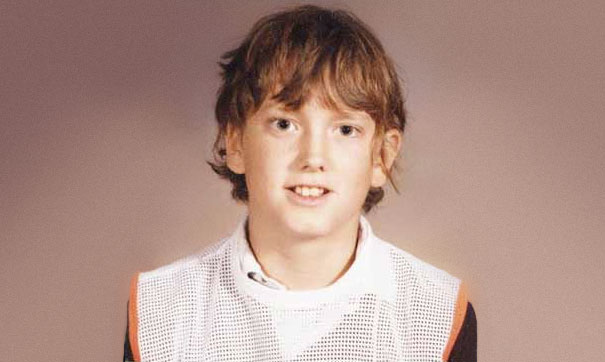 Pics of young celebrities