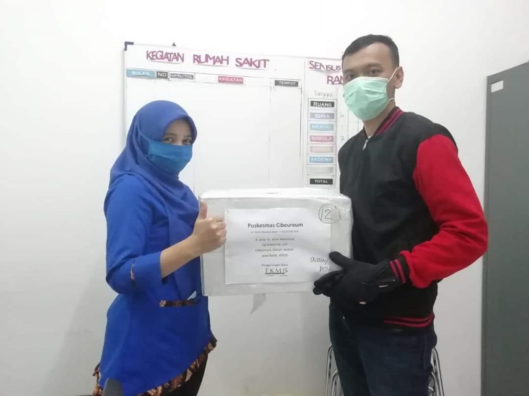 FKMIS Salurkan Bantuan ke Tegal