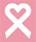 Cancer pink ribbon