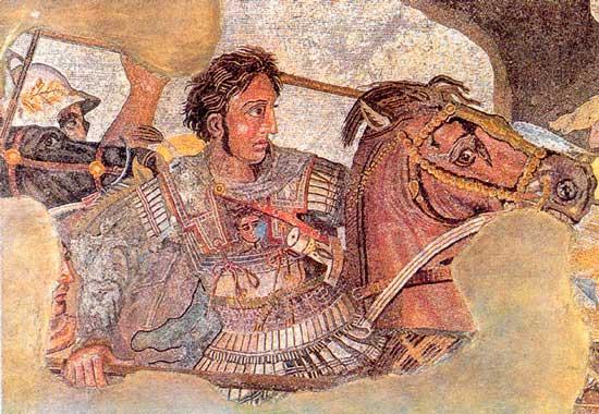 Походов александра македонского