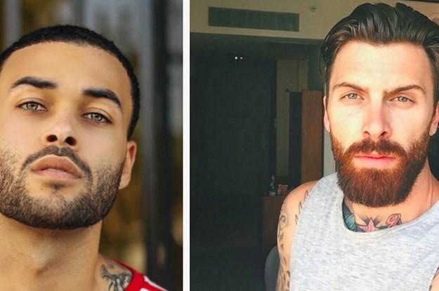 Красивые бородатые мужчины фото