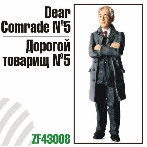 Dear Comrade #5