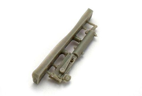 Machine gun MG-08, 6pc