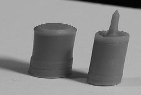 125-mm round ZVBM17, 3pc
