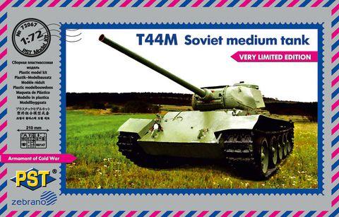 Средний танк Т-44М