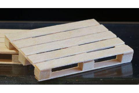 Pallet, 2pcs. (wood)