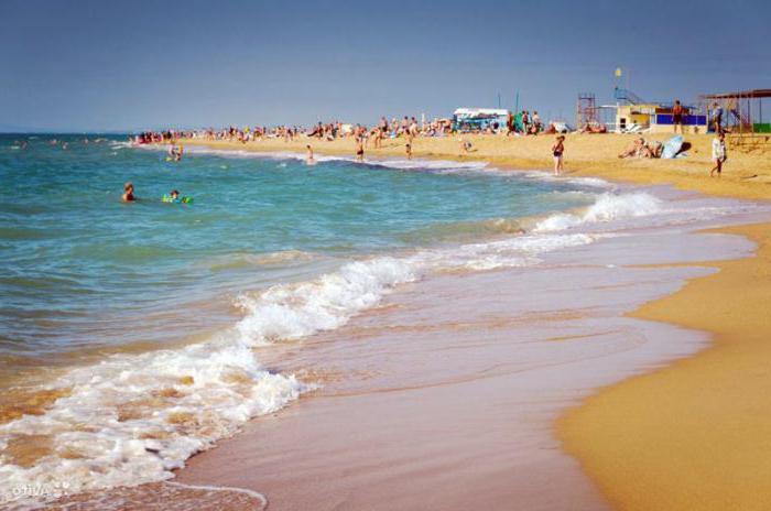 Где в сентябре на черном море самая теплая погода в