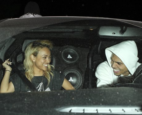Chris brown girlfriend pictures