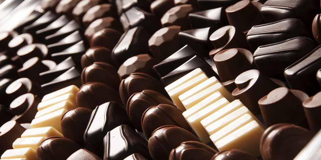 Бизнес шоколад ручной работы