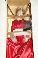 Ashton Drake Princess Diana Worlds Beloved Rose Porcelain Doll Brand New Sealed