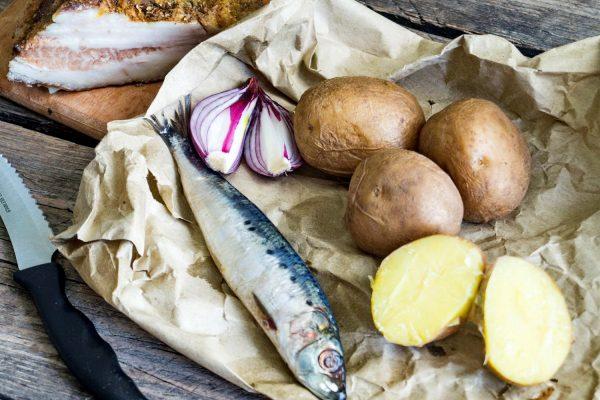 Сколько готовить картошку в мундире