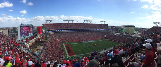 Cheap hotels near raymond james stadium tampa fl