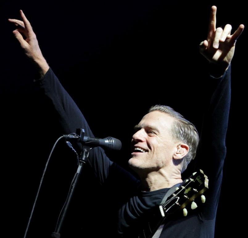 Bryan adams concert 2012 uk