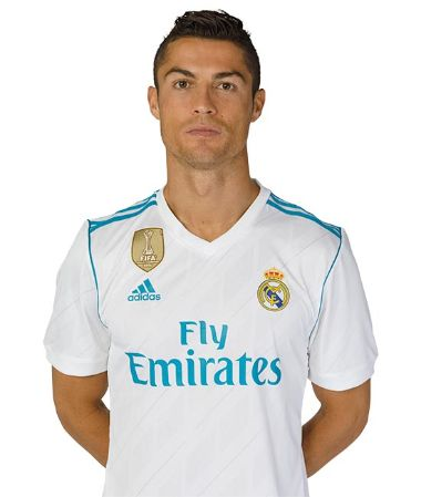Photos of cristiano ronaldo in real madrid