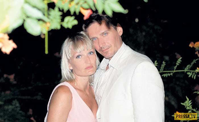 Актер юрий батурин и его жена