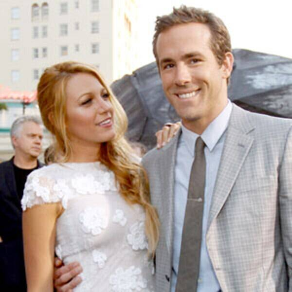 Blake lively and ryan reynolds married