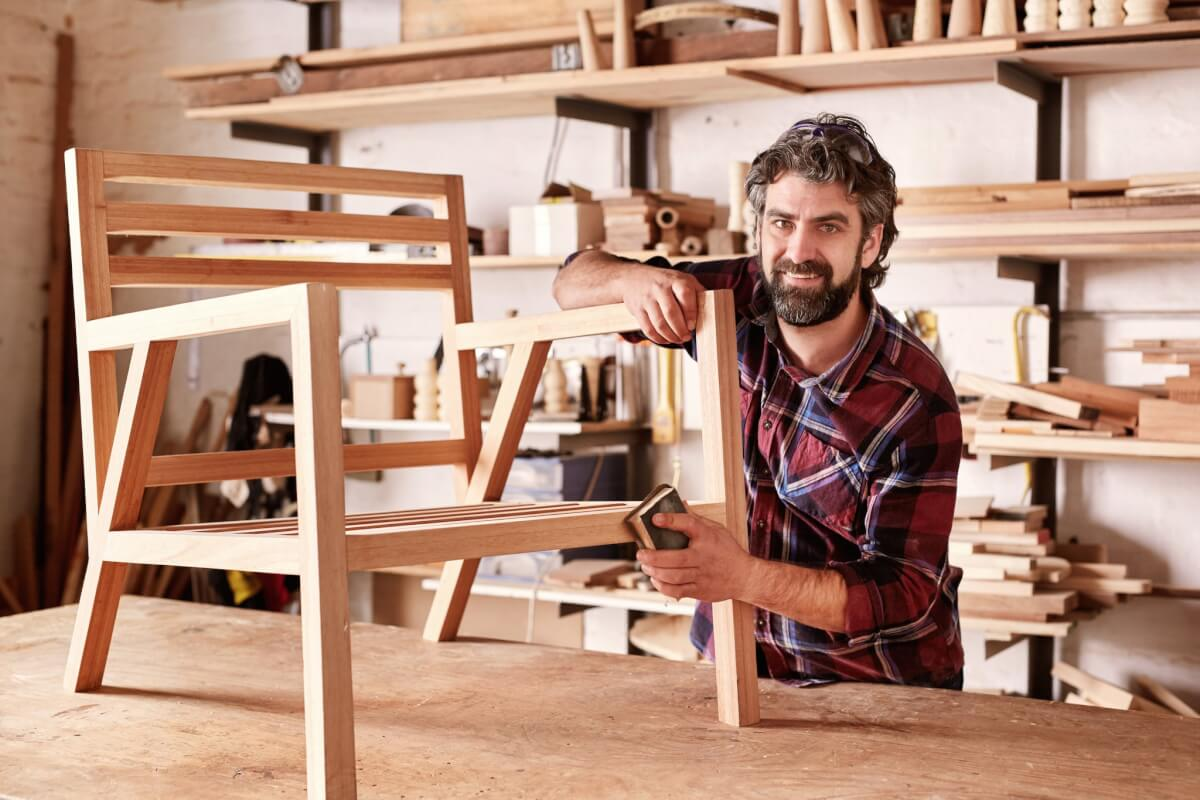 Производство небольшой мебели