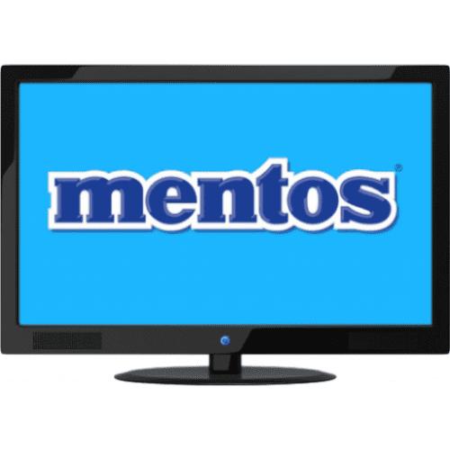 mentos tv
