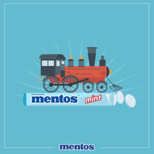 mentos train