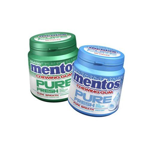 Mentos se lance sur le marché du chewing-gum!