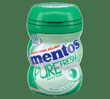 Mentos Pure Fresh Nano Bottle spearmint