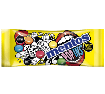 Mentos PopinsFruit