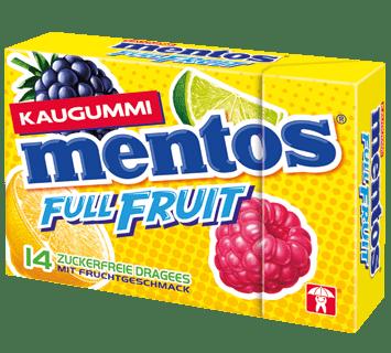 Mentos Kaugummi Full Fruit
