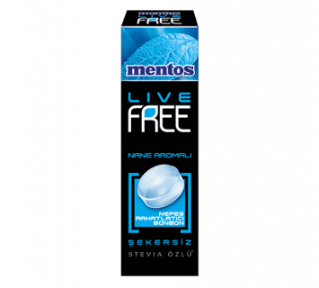 MENTOS LIVE FREE NANE