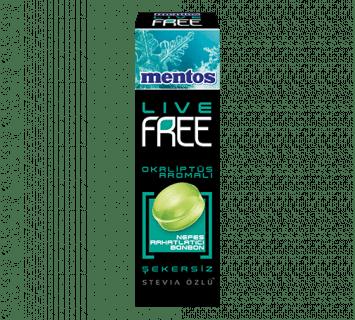 Mentos Live Free Okaliptüs