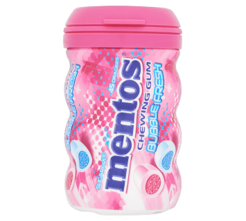 Mentos Gum - Bubble Fresh pot